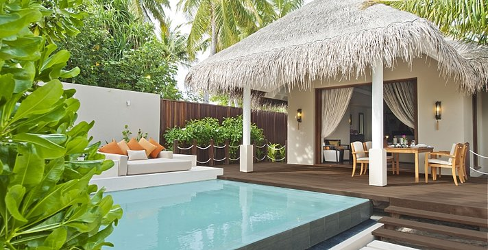 Beach Pool Suite - Ayada Maldives