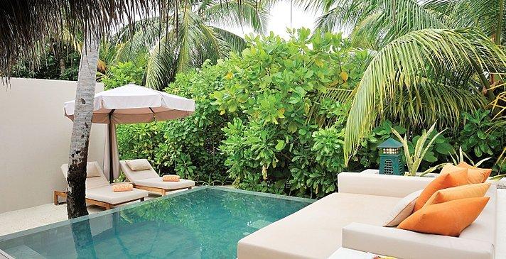 Beach Villa - Ayada Maldives