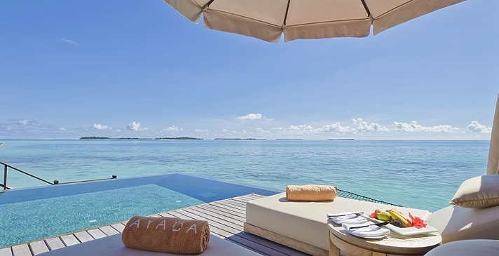 Sunset Lagoon Suite - Ayada Maldives