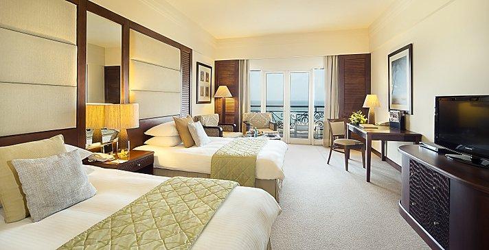Seabreeze Room - Danat Resort Jebel Dhanna