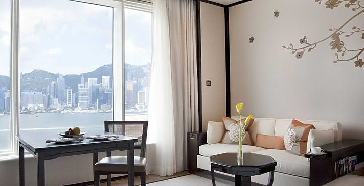The Peninsula Hong Kong - Grand Deluxe Harbour View