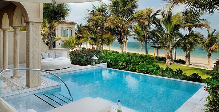 Palm Beach Executive Suite with Pool (Wohnbeispiel) - One&Only The Palm
