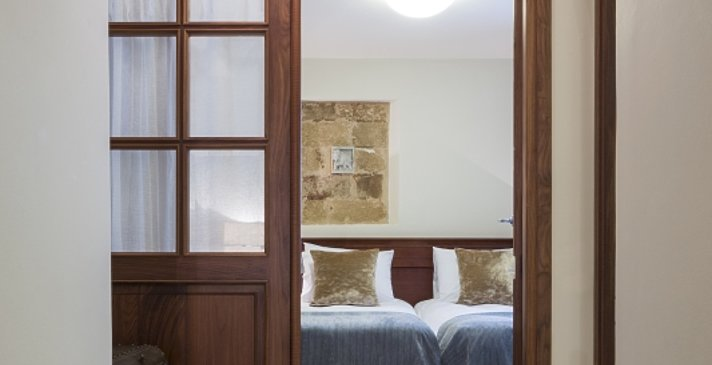 Master Suite - Casa Delfino Hotel & Spa