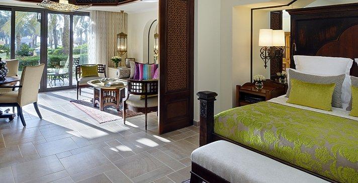 Residence Junior Suite Wohn- und Schlafbereich