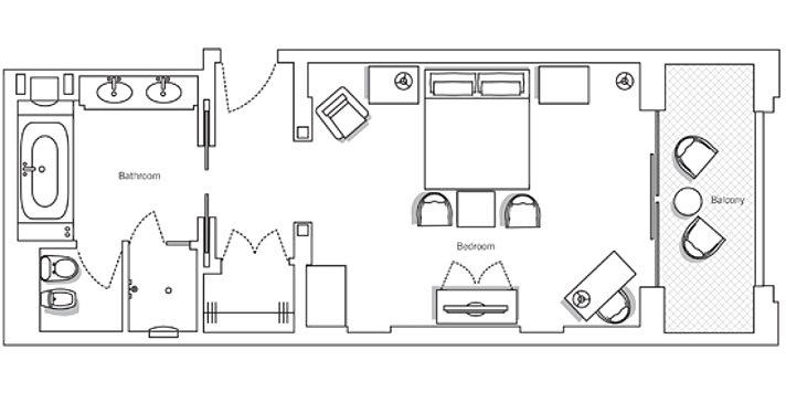 Raumplan Residence Prestige Room
