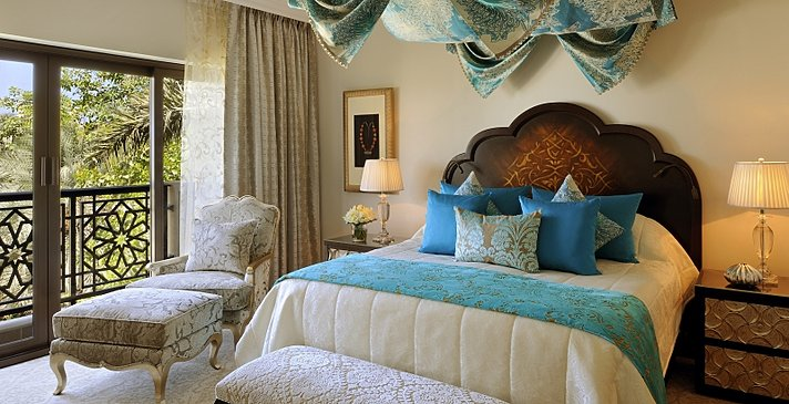 Arabian Court Executive Suite - One&Only Royal Mirage - Arabian Court