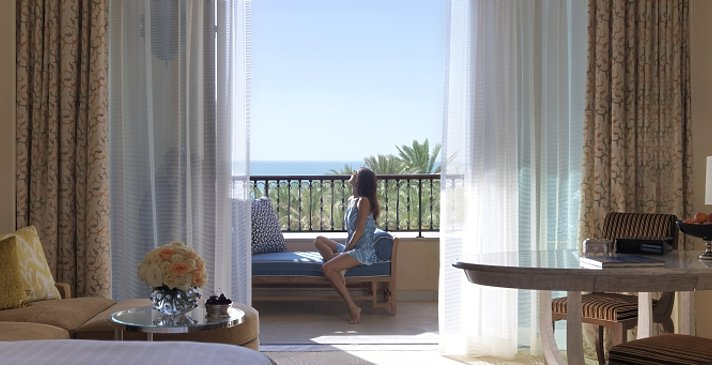 Balkon Premier Sea View - Four Seasons Resort Dubai at Jumeirah Beach