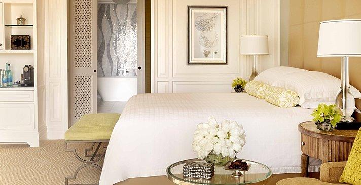Deluxe und Premier Room - Four Seasons Resort Dubai at Jumeirah Beach
