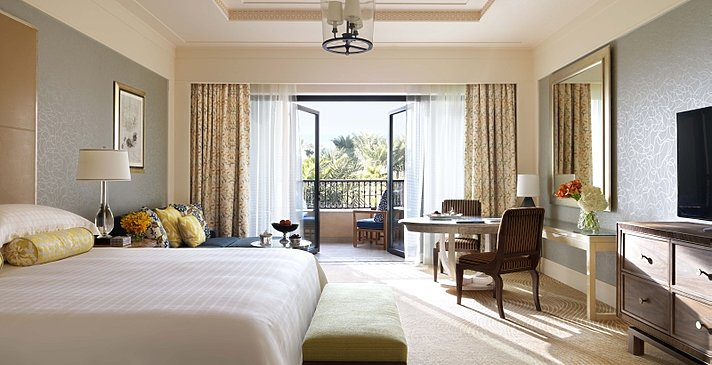 Deluxe Sea View Room - Four Seasons Resort Dubai at Jumeirah Beach