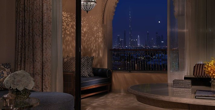 Premier Skyline View - Four Seasons Resort Dubai at Jumeirah Beach
