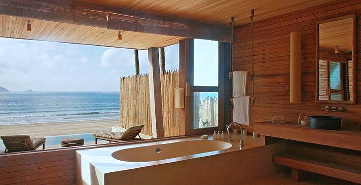 Six Senses Con Dao - Ocean Front Duplex Badezimmer