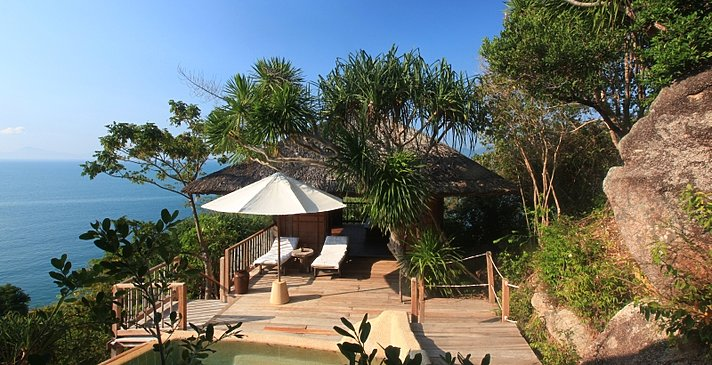 Six Senses Ninh Van Bay - Hilltop Pool Villa