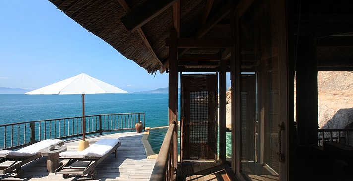 Six Senses Ninh Van Bay - Rock Pool Villa