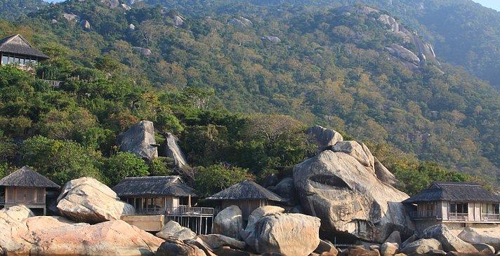 Six Senses Ninh Van Bay - Rock Pool Villas