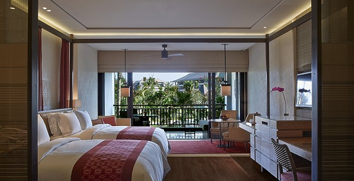 The Ritz-Carlton, Bali - The Sawangan Junior Suite