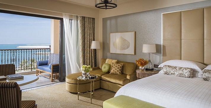 Premier Sea View Room - Four Seasons Resort Dubai at Jumeirah Beach