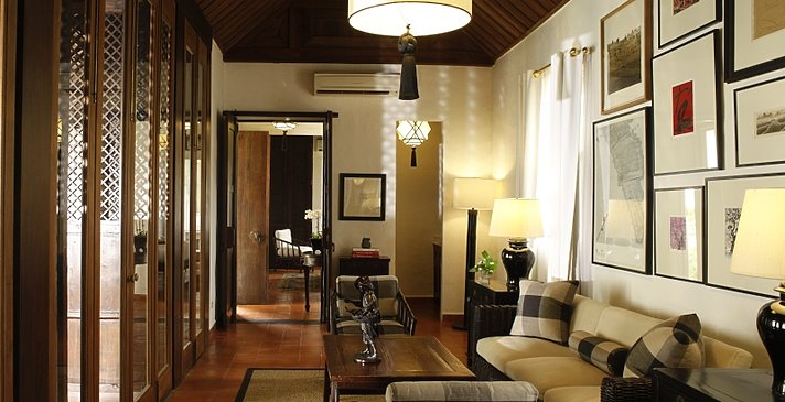 "Rachamankha - 2 Bedroom Suite ""Courtyard"""