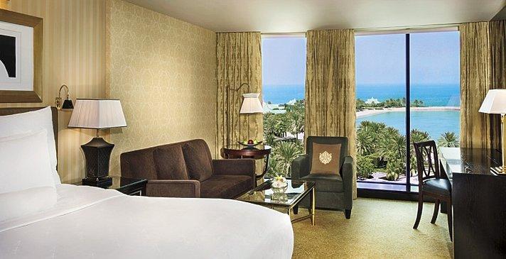 Zimmerbeispiel Deluxe Room (vorbehaltlich Blick) - The Ritz-Carlton, Bahrain