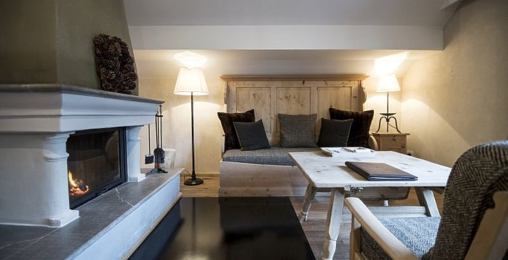 Rosa Alpina Hotel & Spa - Suite