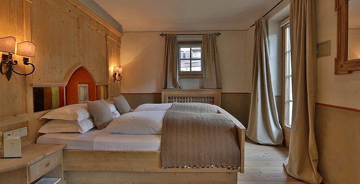 Rosa Alpina Hotel & Spa - Zimmer Deluxe