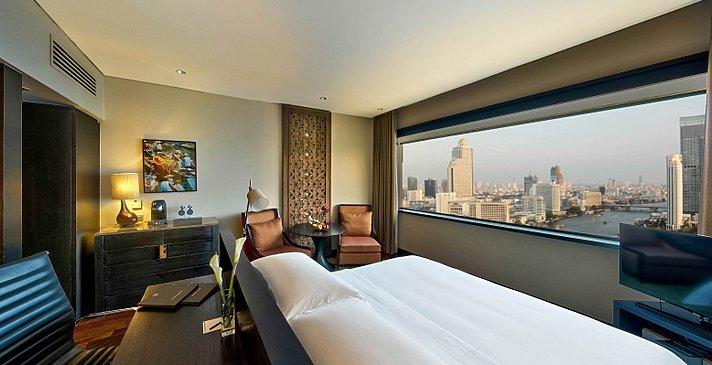 Millennium Hilton Bangkok - Executive Room