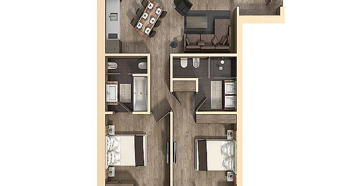 Alpe Apartment