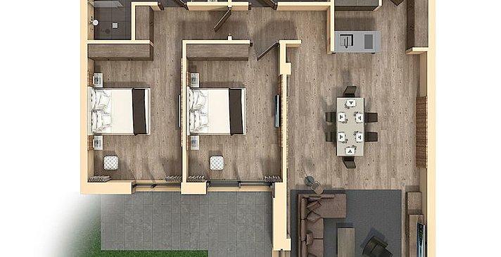 Gardena Apartment