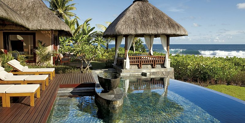 2 Bedroom Suite Villa mit Pool - Shanti Maurice Resort & Spa