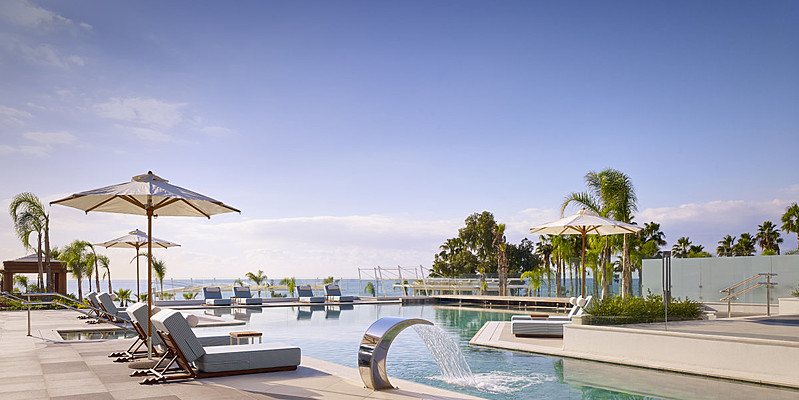Adults Only Pool - Parklane, a Luxury Collection Resort & Spa