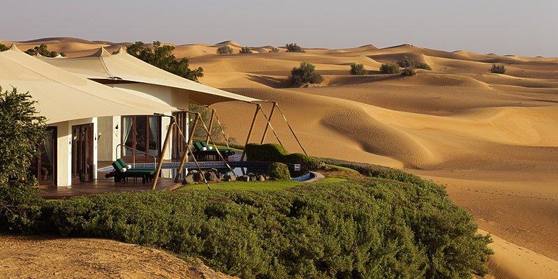 Al Maha Desert Resort & Spa - Presidential Suite
