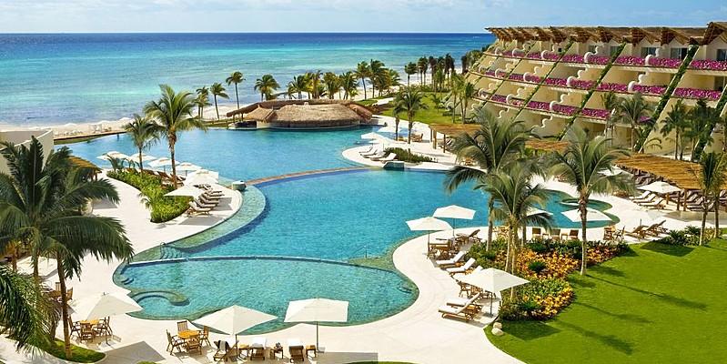 Ambassador Pool - Grand Velas Riviera Maya
