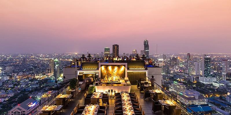 Vertigo & Moon Bar - Banyan Tree Bangkok