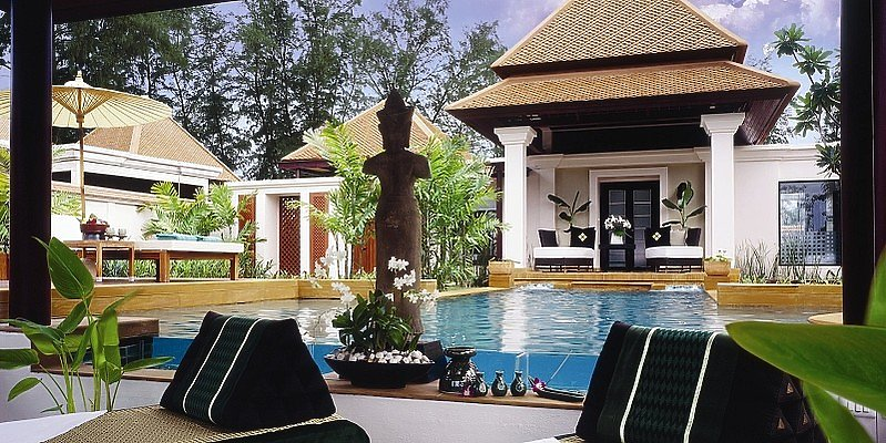 Spa Pool Villa - Banyan Tree Phuket