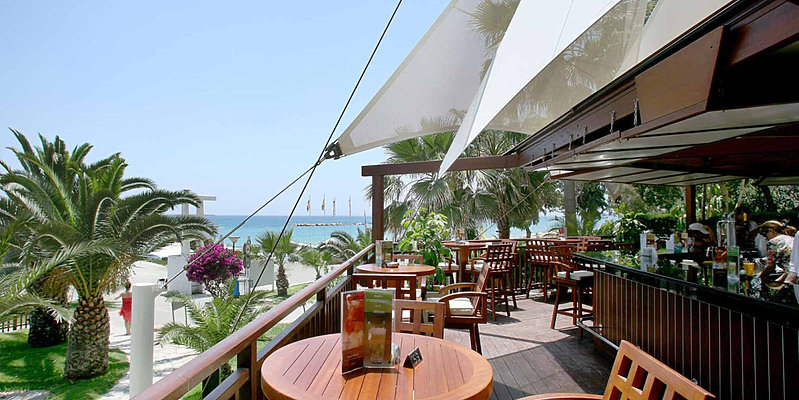 Beach Café Bar - Four Seasons Limassol