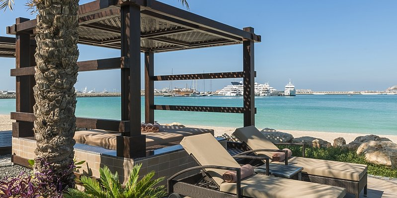 Cabana am Strand - The Westin Mina Seyahi Beach Resort & Marina