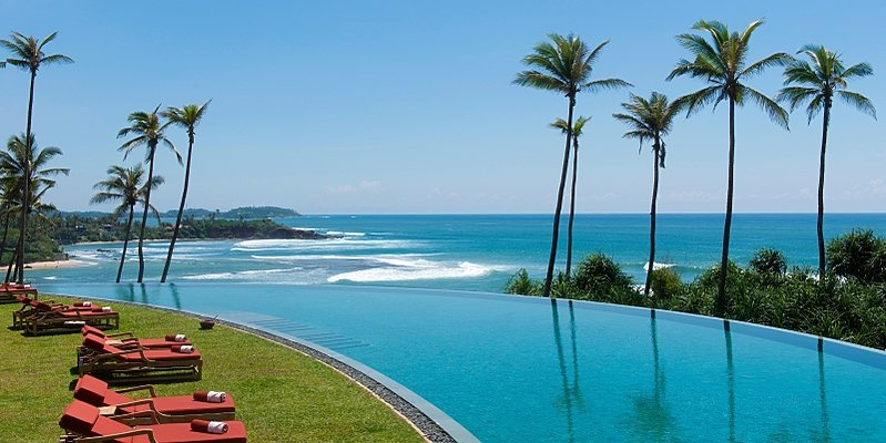 Cape Weligama - Moon Pool