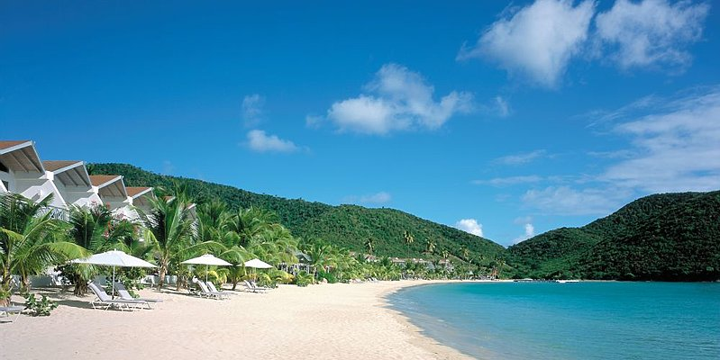 Strand - Carlisle Bay Antigua