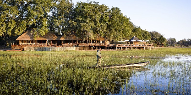 Chief's Camp - Zambia, Namibia & Botswana