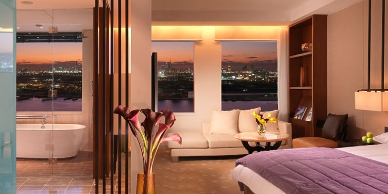 Club InterContinental Suite - InterContinental Festival City