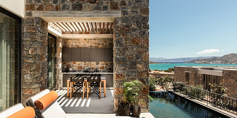 Core Residence 1 BR with Private Pool - Domes of Elounda - Villas & Residences