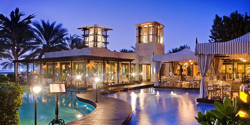 Eauzone Restaurant - One&Only Royal Mirage - Arabian Court