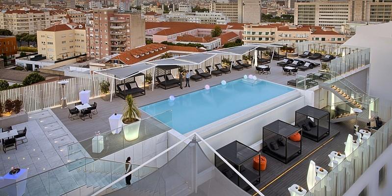 EPIC SANA Lisboa - Pool