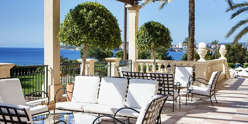 Es Vent Bar - The St. Regis Mardavall Mallorca Resort