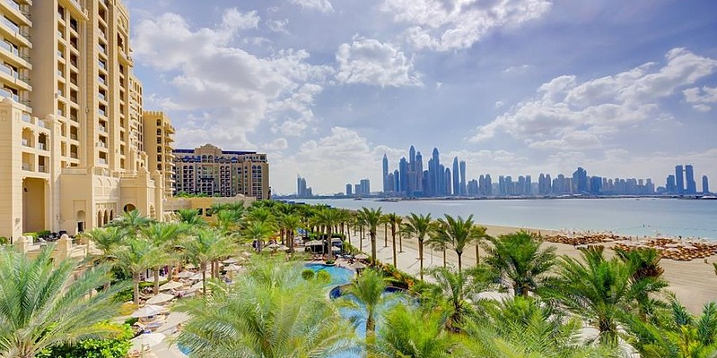 Fairmont, The Palm (Bild aus Januar 2020)