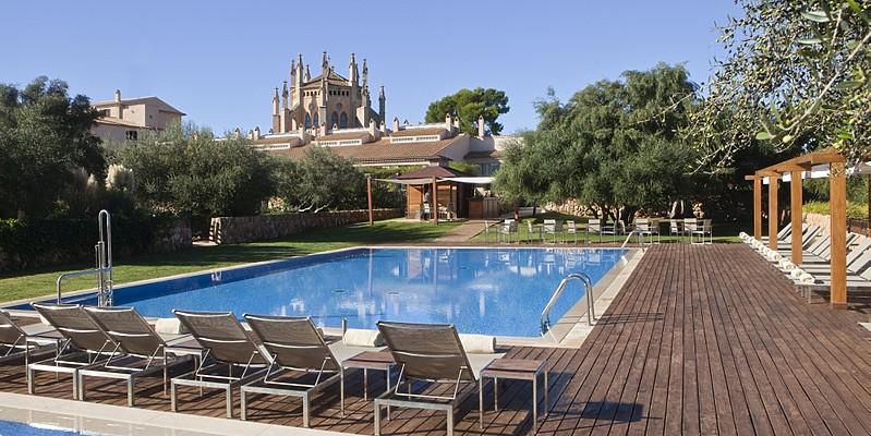 Familienpool - Hilton Sa Torre Mallorca Resort