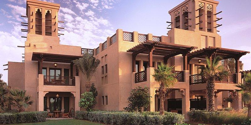 Gulf Summerhouse - Arabian und Ocean Deluxe - Jumeirah Dar Al Masyaf