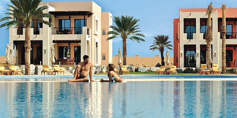 Entspannung am Pool - Hilton Ras Al Khaimah Resort & Spa