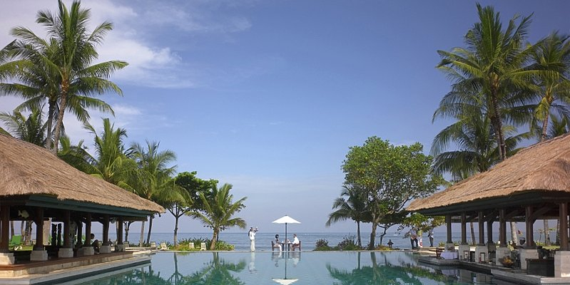 InterContinental Bali - Swimming Pool