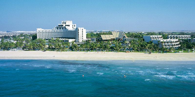 Aussenansicht JA Jebel Ali Beach Hotel