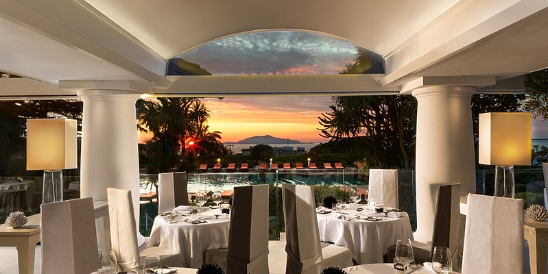L'Olivo Restaurant - Capri Palace Resort & Spa